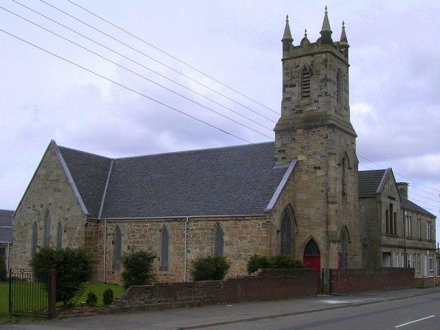 Calderbank Parish Church