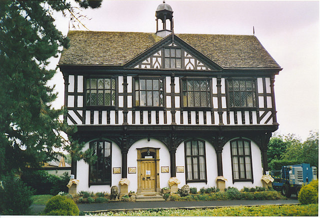 The Grange, Leominster.