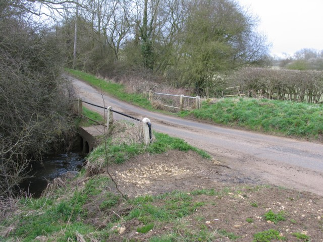 Minor road bridge