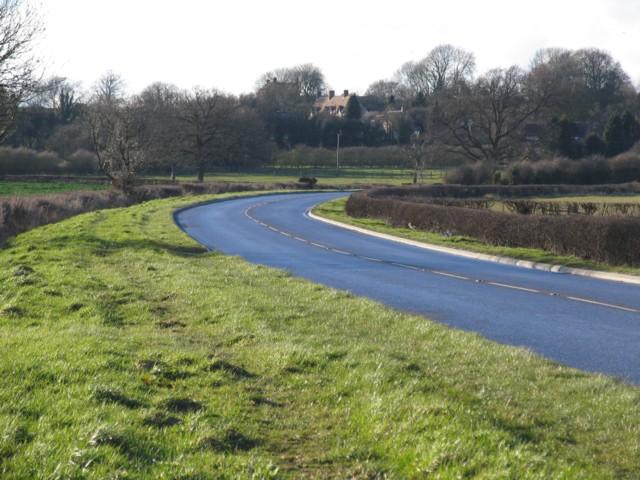 A606 towards Burton Lazars