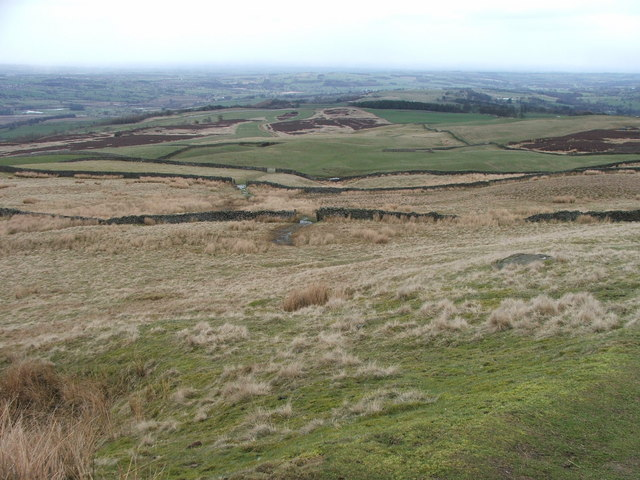 Farmland near Penhill Park.