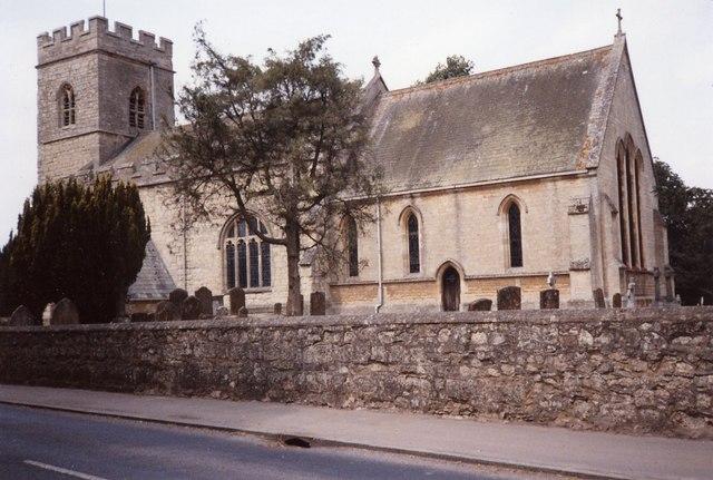 Swanbourne Church