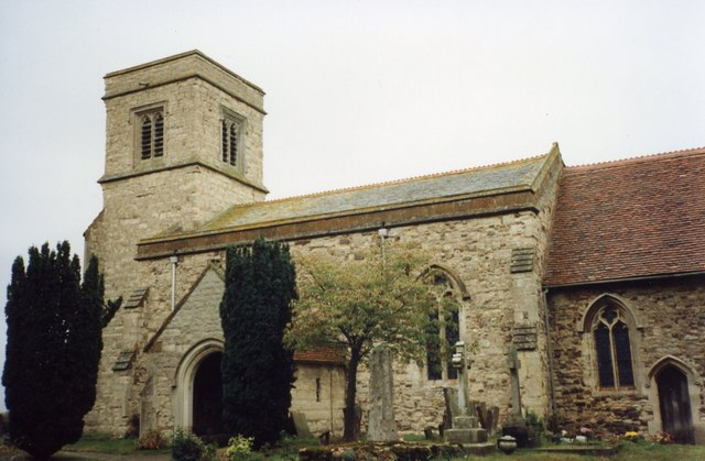 Drayton Parslow church