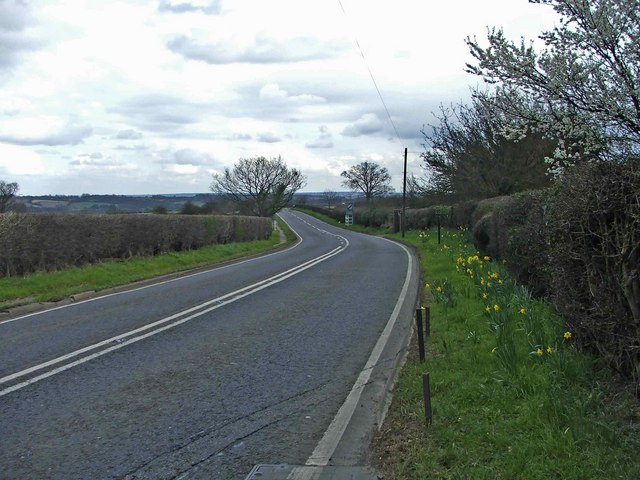 Northaw Road West (B156) Hertfordshire