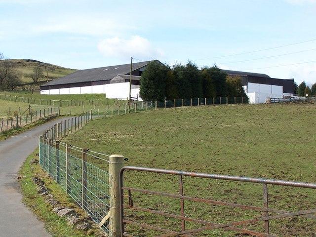 Craiglinscheoch Farm