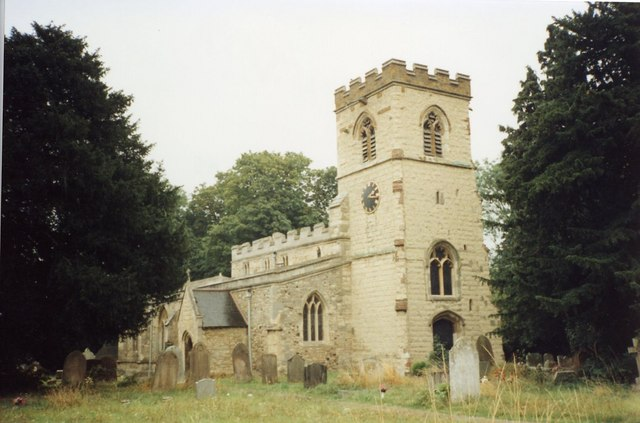 Newton Longville, St. Faith's Church