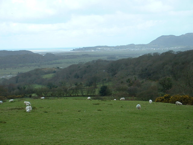 View towards Porthmadog