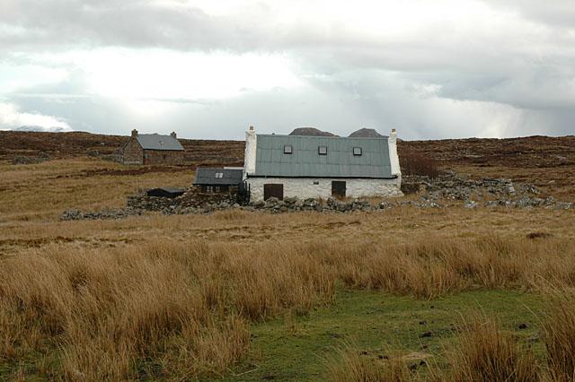 Crofts at Camascoille - Rubha Mor
