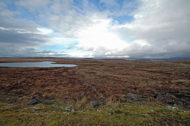 Loch a' Chaoruinn - Rubha Mor