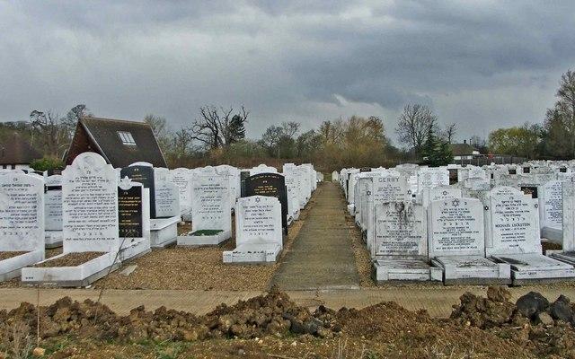 Adath Yisroel Cemetery, Silver Street. Goffs Oak, Hertfordshire