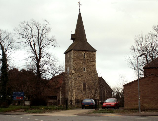 St. Mary's church, Stifford, Essex