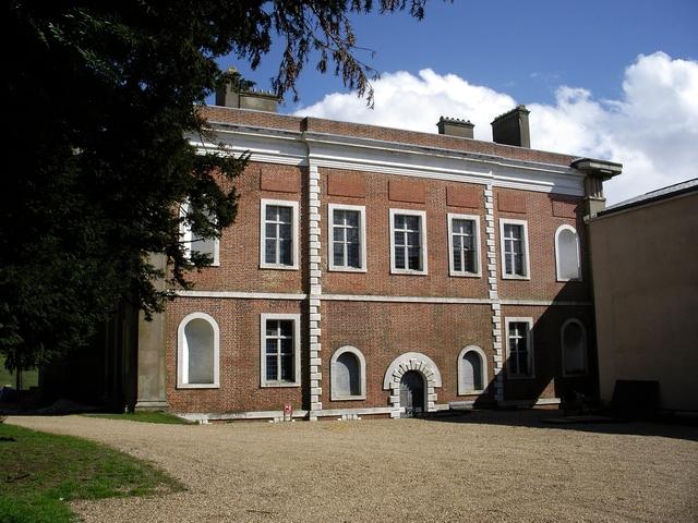 The Grange - western facade