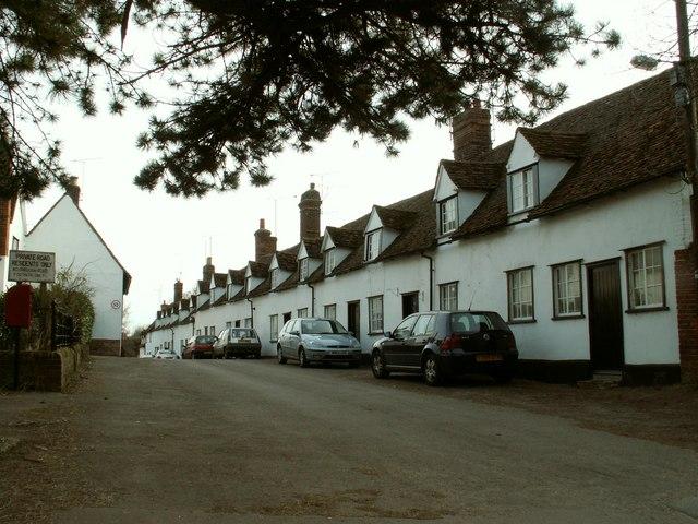 Audley End village, Essex