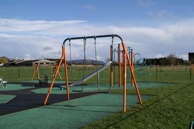 Children's Play Area - Roden