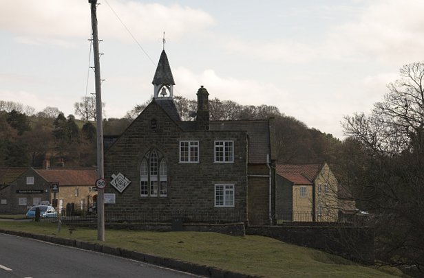 Former Schoolhouse at Hutton-le-Hole