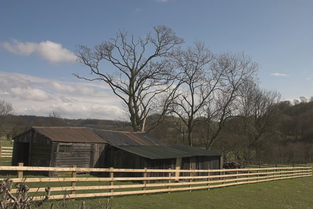 Old shed East of Lastingham