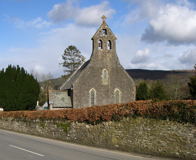 Brechfa Church