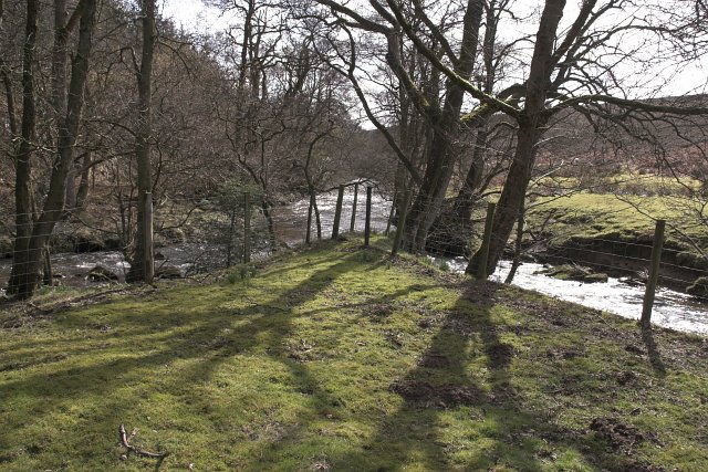 Meeting of River Seven and Hartoft Beck