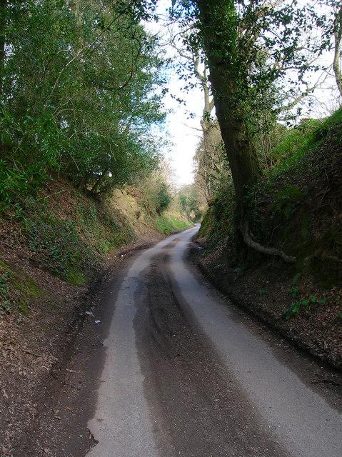 Holloway, Chanctonbury Ring Road