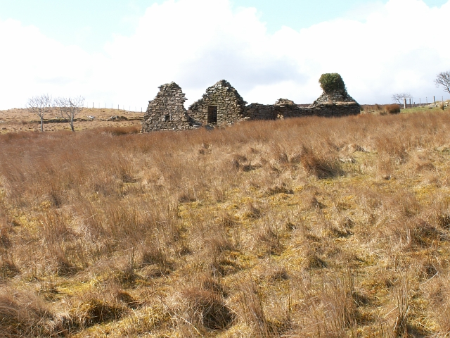 Old croft house, Smerral