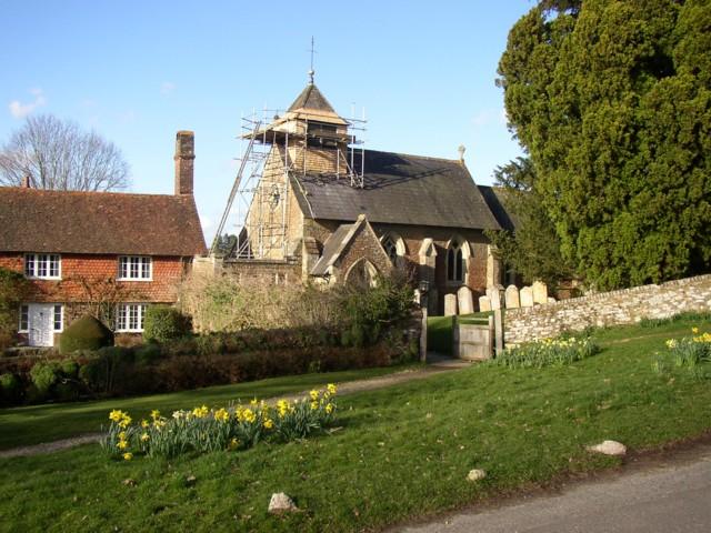 St Peter's Church, Hambledon