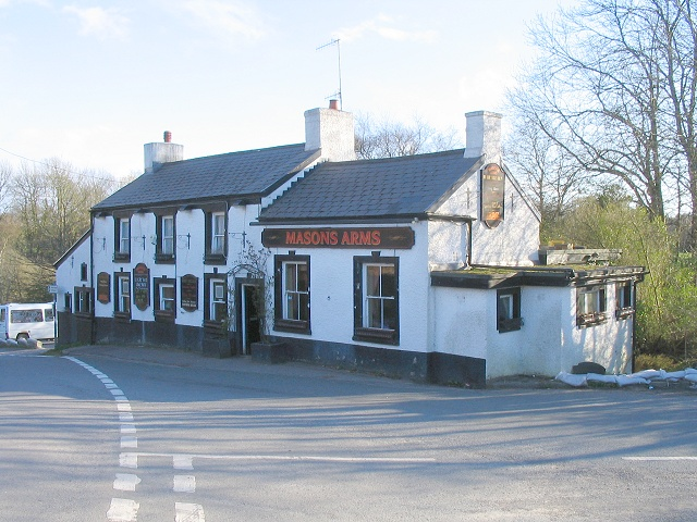 Masons Arms, Rhyd-y-pandy