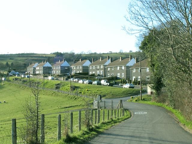 Bwlchgwin near Felindre