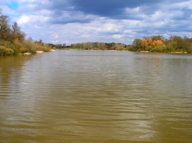 Knepp Mill Pond