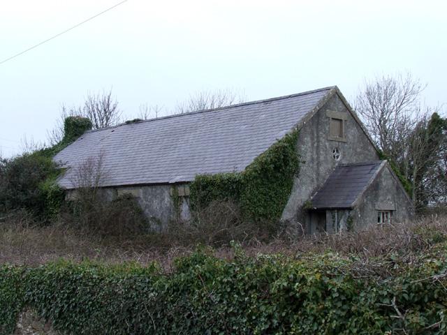 Derelict Chapel