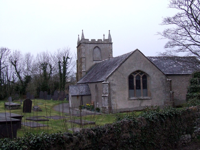 Church at Dwyran