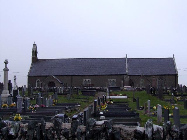 Church at Newborough