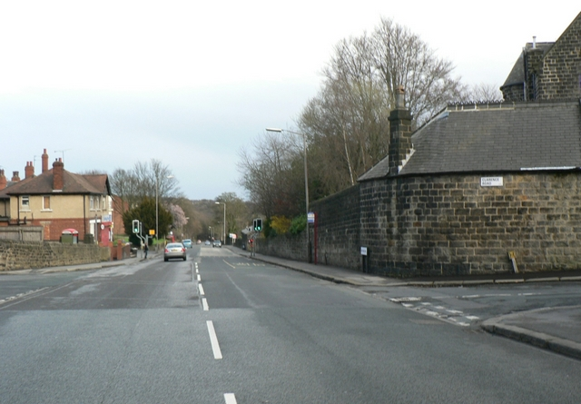 New Road Side and Clarence Road