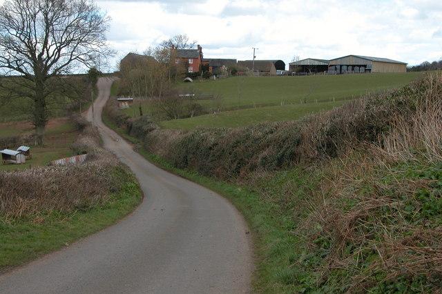 Farm at King's Pitts