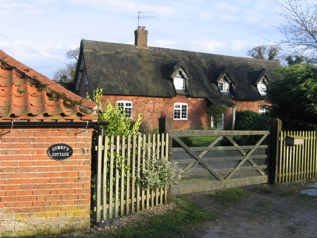 Cumby's Cottage, Claxton