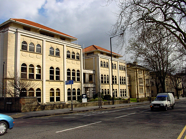 BBC Bristol TV Studios, Whiteladies Road