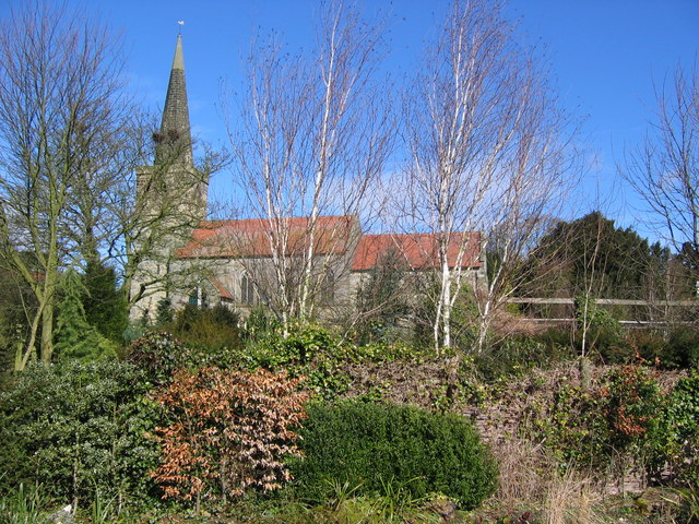 Church, Kirby Grindalythe