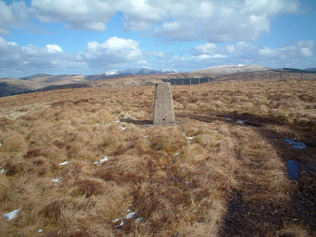 Yearngill Head trig point