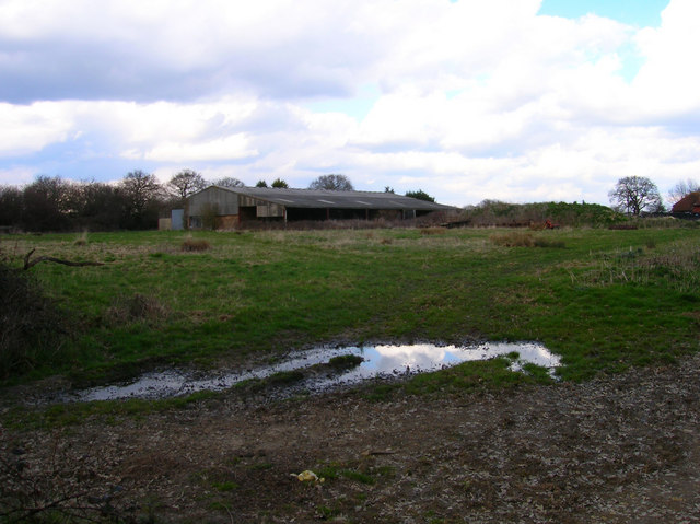 Outbuildings, Honeybridge Farm