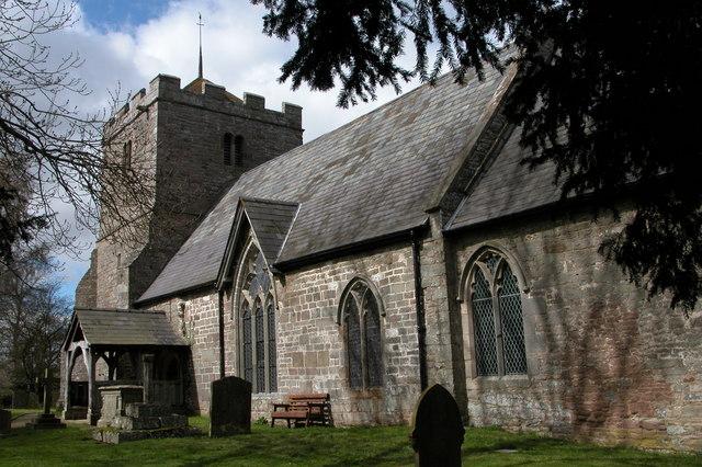 Allensmore Church