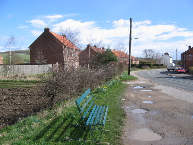Weaverthorpe - West