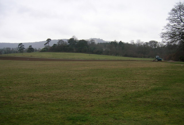 Farmland near The Falconers