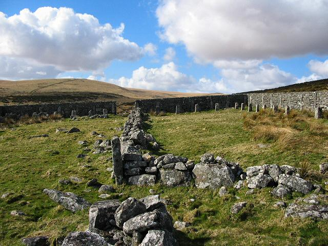 The Scotch Sheepfold - Dartmoor