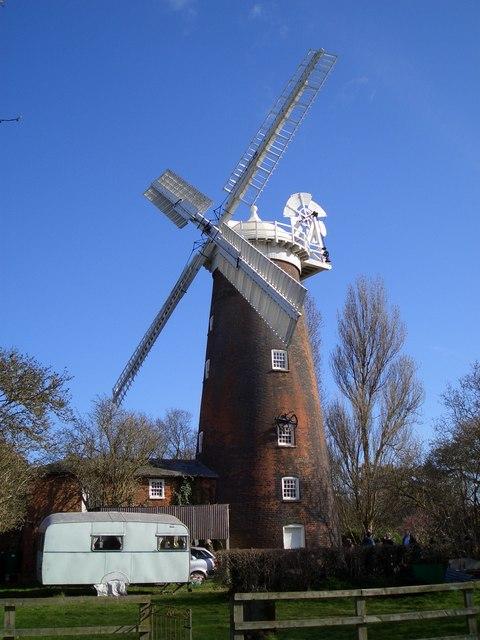 Buttrum's Windmill