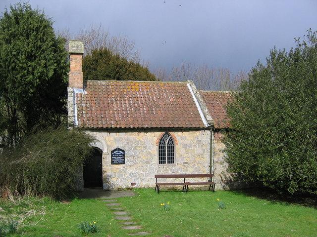 St. James Church, Fordon