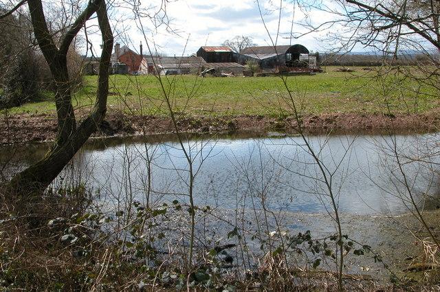 Farm at Meer Pool, Allensmore