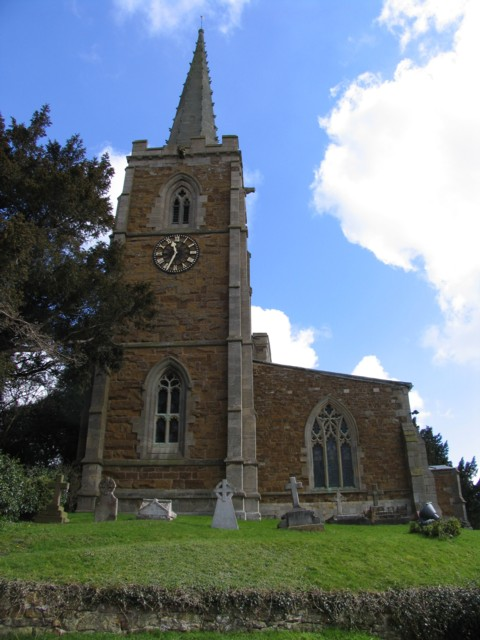 St John the Baptist Church Hungarton