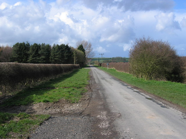 West of Nafferton