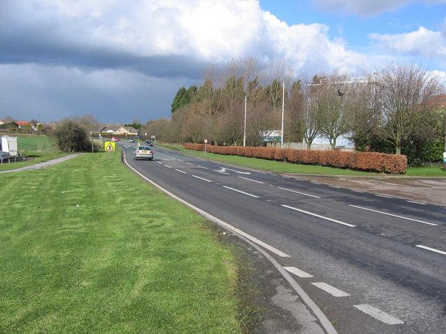 A164 Cranswick