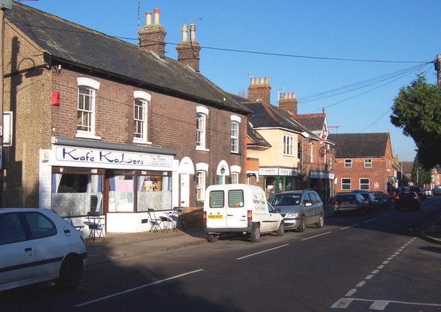 Edlesborough Shops