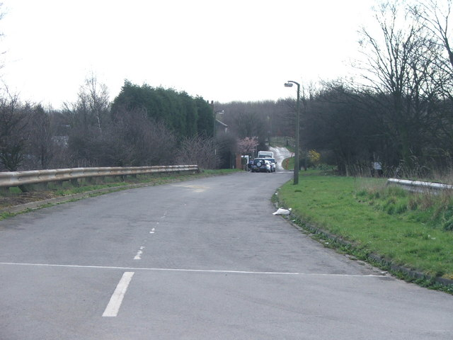 Lingwell Nook Lane.